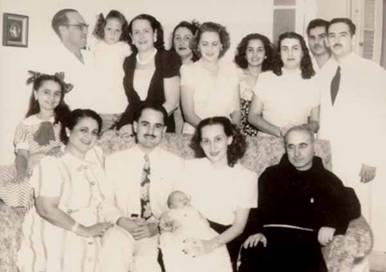 Family Tree 1901 - 1940